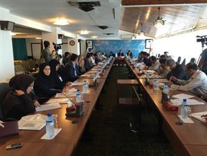 گردهمايي روساي ادارات رفاه دانشگاه ها به ميزباني دانشگاه گيلان مورخ 10 و 11 شهريور 1394